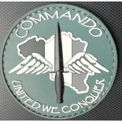 2 Commandos OVG Patch 63 mm