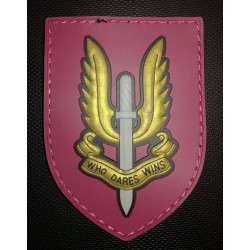 1 Para Patch 50 x 75 mm