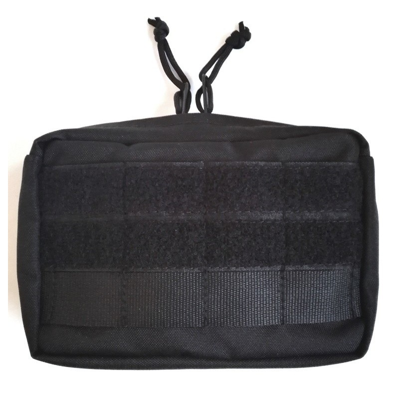 Cargo pouch by Tiger Tailor - Black
