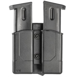 Polymer double pistol pouch 8DMH01