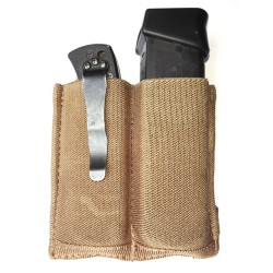 Viper Elasticated pistol mag pouch - MOLLE