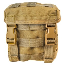 General Cargo/Canteen Pouch Coyote (MOLLE)
