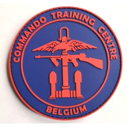 CE CDO TRG C Patch - Official Red and Blue (collector)