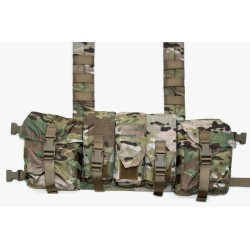 Commando Chest Webbing Multicam